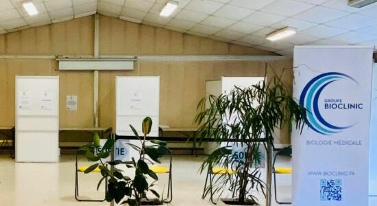 Fontenay – Centre dépistage Covid19