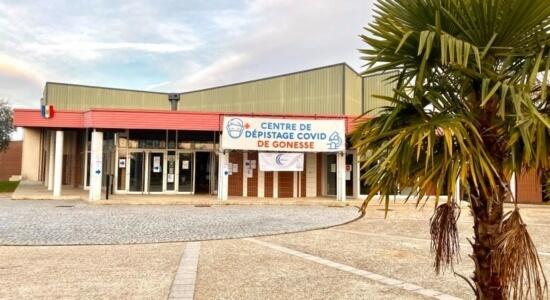 Gonesse – Centre dépistage Covid19