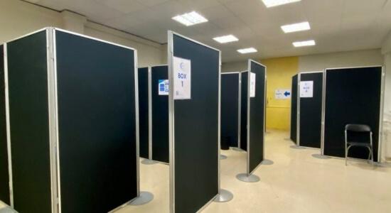Centre de dépistage Covid-19 Boulogne